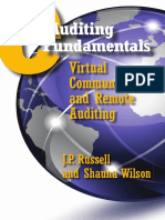 2013 E-Auditing Fundamentals