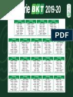 Calendario Serie B 2019-2020