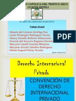 CONVENCION DIPr Examen.pptx