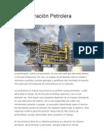 La Perforación Petrolera.docx