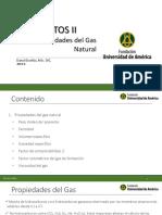 Clase 2a - Propiedades de Los Gases Naturales (Review)
