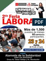 Feria Laboral VES