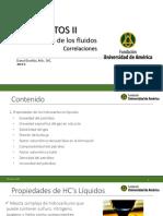 Clase 2b - Propiedades de Los Aceites (Review)