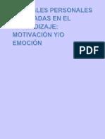 Practica 13 Motivacion y Emocion