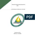 Plan Estratégico UNAC 2020