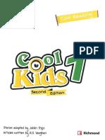 Cool Kids Reading 1