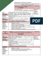 Planificación Lenguaje 1 Basico Semana 1 Al 5 de Julio 2019