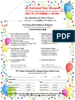 70th Chinese National Day Celebration - Honolulu, Hawaii