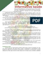 Informativo Saúde