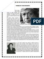 Oswaldo Guayasamín Angie Matamoros