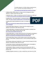 Bibliografía Curso Museos Online