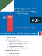 05 Identificación y Definición de Alternativas (2019)