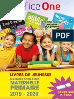Catalogue General Livres Manuels 2019 2020