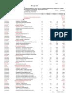 Crystal Reports ActiveX Designer - PresupuestoCliente.rpt