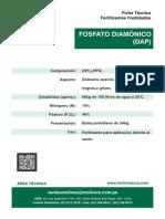 Fosfato Diamónico (Dap)