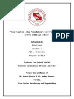 Case Studies Project