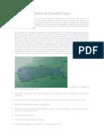 Desarrollo de Modelos de Calidad Del Agua