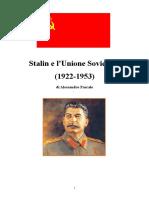 Stalin y la Unión Soviética. 1922-1953