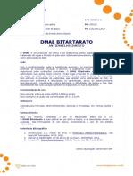 Ficha Tecnica - DMAE Bitartarato