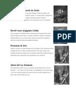 10 Historias Biblicas