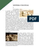 EL SISTEMA COLONIAL.docx