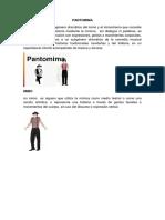 PANTOMIMA