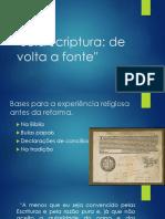 %22Sola Scriptura- de volta a fonte%22.pptx