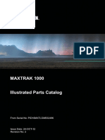 1000 Maxtrak Illustrated Parts Catalog