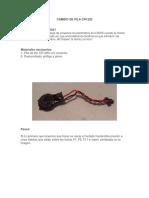 Cambio de Pila CR1220