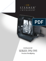 Sterner Infranor 591 & 595 Series Brochure 2005