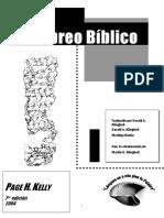 Hebreo Biblico. Page Kelly - Gerald a. Klingbeil Trad.