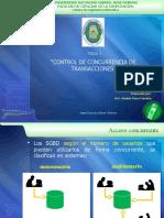 358224635 Tema 4 Control de Concurrencia