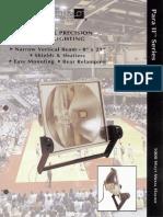 Sterner Infranor Para II Series Brochure 1995