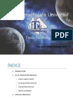LEY DE GRAVITACIÓN UNIVERSAL y LEYES DE KEPLER.pptx