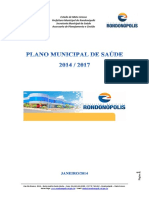 Plano Municipal de Saúde 2014 - 2017