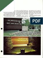 Sterner Infranor Lans-Cube Brochure 1978