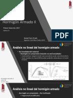 20170511 Clase Hormigón No Confinado