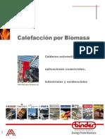Binder Calds Biomassa