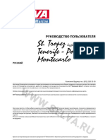 St.tropez(Bigfoot) Tenerife Portofino Montecarlo 70-80-90 100