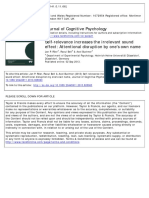 Jurnal Cognitive Psychology