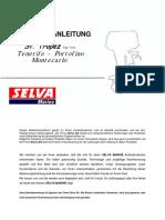 Portofino - Montecarlo (German)