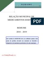 1. Modelo de REMUME