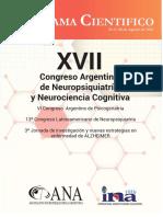 congreso de neuropsiquiatria 2017