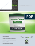 Armaflex Finish Español