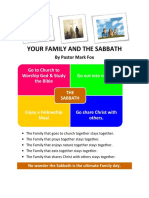 Your Family and the Sabbath
