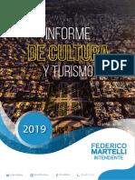Federico Martelli presentó sus recetas para la cultura y el turismo en La Plata