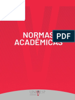Normas Acadêmicas 2018 Univesp