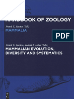 handbook of mammals