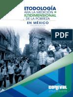 El desarrollo social en México a partir de la medición multidimensional de la pobreza 2008-2017