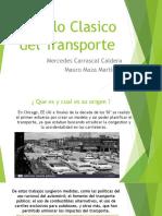 Modelo Clásico de Transporte